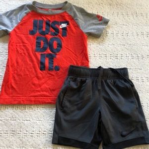NWOT Nike Shorts Outfit